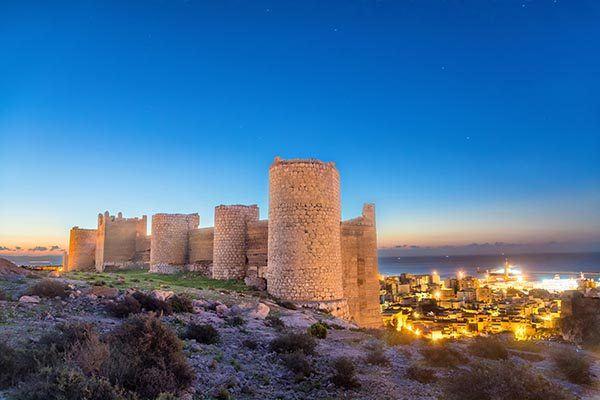 Almer a bezienswaardigheden spanje top 10 highlights for Arabische havenstad