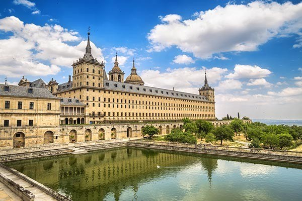 Escorial in Spanje