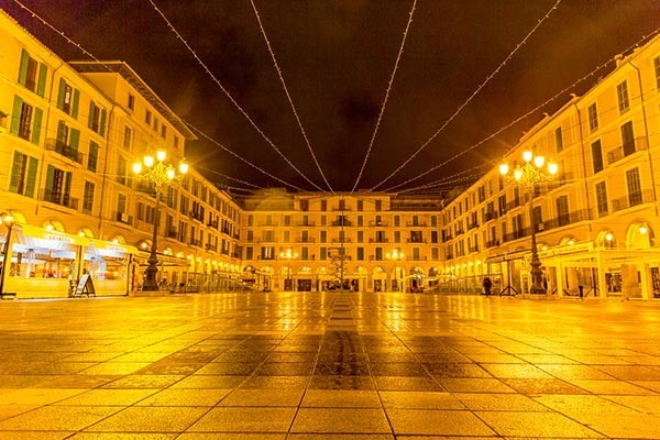 Plaza Mayor Mallorca