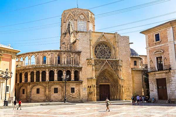 Valencia Bezienswaardigheden Top 10 Highlights València